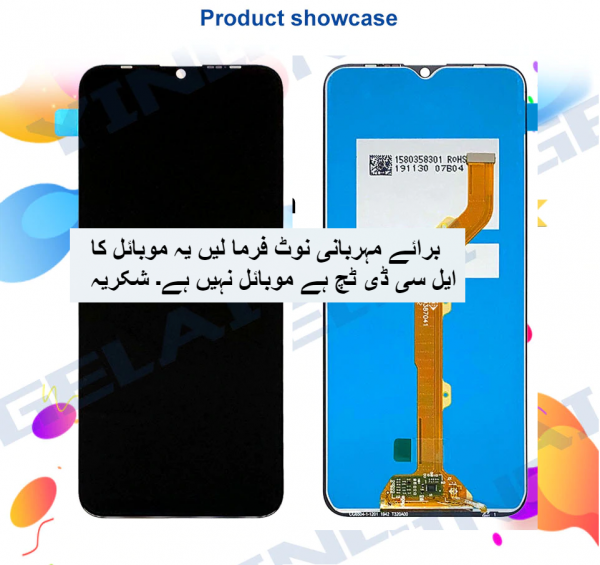 6.6'' Lcd For Infinix Smart 4 4C X653 X653c LCD Display Touch Screen Digitizer Assembly For Infinix Smart 4 X653 Screen Senso