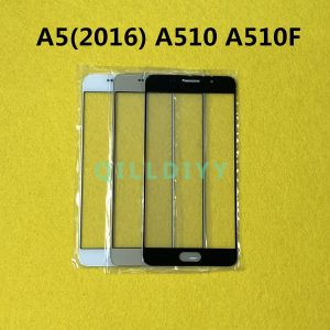 Galaxy. A5 2016 A510 A510F Front Touch Screen Glass Buy In Pakistan