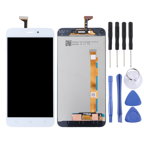 Oppo A71 LCD Display with Touch Screen Digitizer Glass Combo A LCD Display Digitizer is highly sensitive,precise,works perfectly and made of super materials. LCD display digitizer Full Aassembly is Ideal design for replacing your wrong, damaged, cracked, non-recognized touch digitizer and broken LCD. Replace the old, broken, cracked, faulty, damaged LCD display Touch Screen Digitizer one.