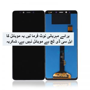 infinix. Note 5 X604 Note5 LCD Display Touch Screen Glass Panel