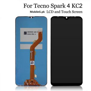Tecno Spark 4 KC2 LCD Display Touch Screen