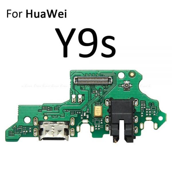 Huawei Y9 2018 Charging Port