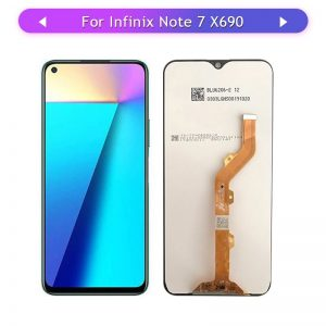 Infinix Note 7 X690 LCD Display Complete LCD Touch Display Buy In Pakistan